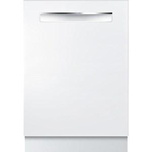"Bosch Dishwashers 24"" Pocket Handle Dishwasher - 500 Series"