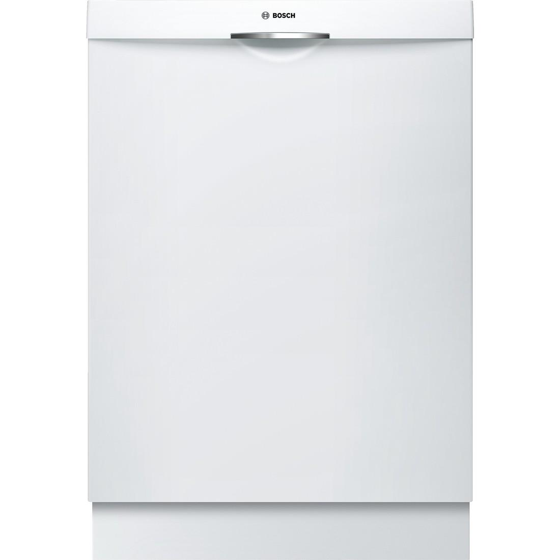"Bosch Dishwashers 24"" Built-In Tall Tub Dishwasher - Item Number: SHS5AV52UC"