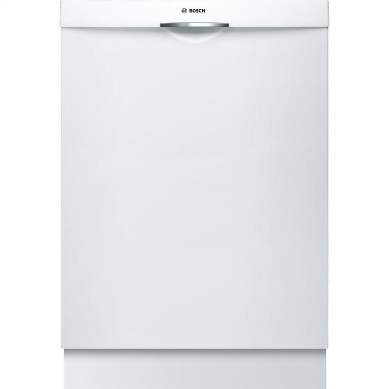 "Bosch Dishwashers 24"" Built-In Tall Tub Dishwasher - Item Number: SHS5AVL2UC"