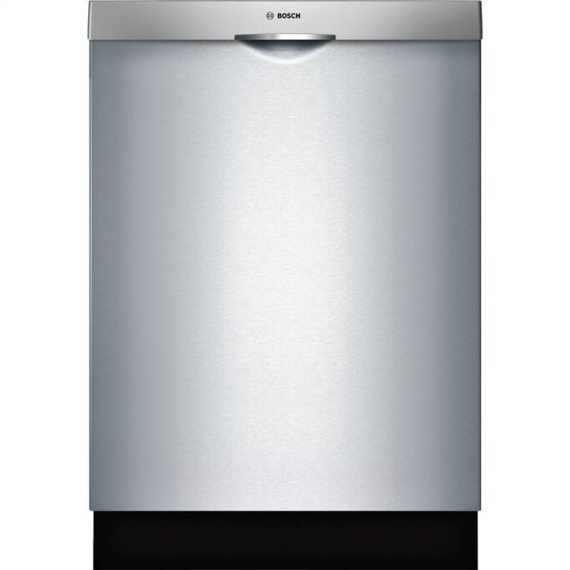 "Bosch Dishwashers 24"" Built-In Tall Tub Dishwasher - Item Number: SHS5AVL5UC"