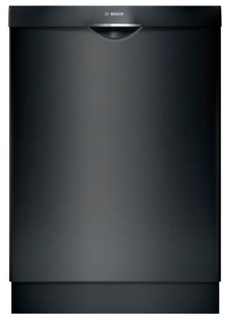 "Bosch Dishwashers 24"" Built-In Tall Tub Dishwasher - Item Number: SHS5AVL6UC"