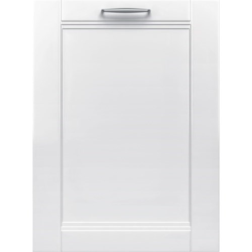 "Bosch Dishwashers 24"" Panel Ready Dishwasher - 800 Series - Item Number: SHVM98W73N"