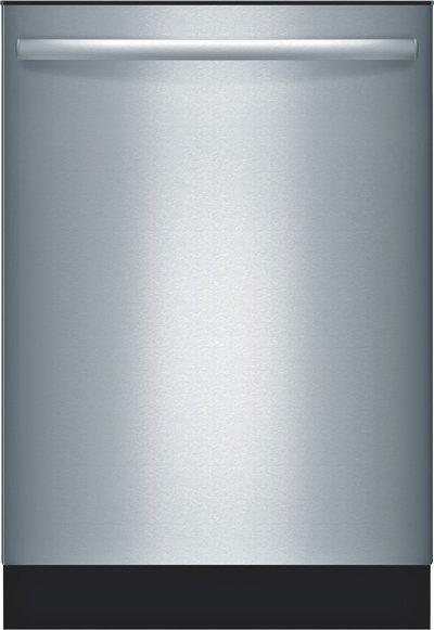 "Bosch Dishwashers 24"" Built-In Tall Tub Dishwasher - Item Number: SHX3AR75UC"