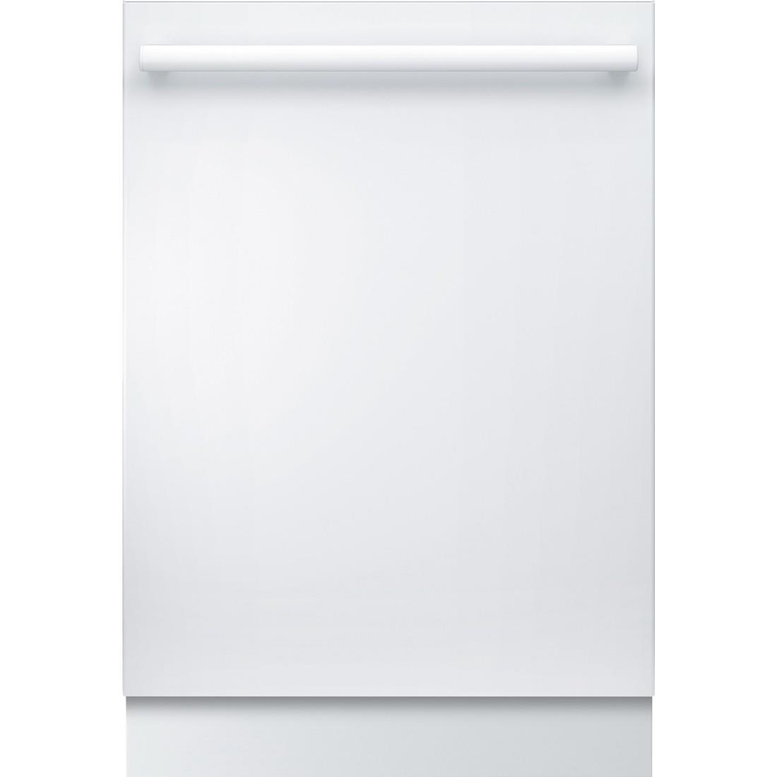 "Bosch Dishwashers 24"" Built-In Tall Tub Dishwasher - Item Number: SHX5AV52UC"