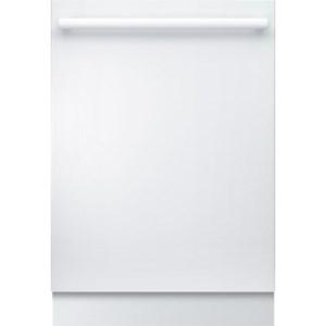 "Bosch Dishwashers 24"" Bar Handle Dishwasher - 800 Series"