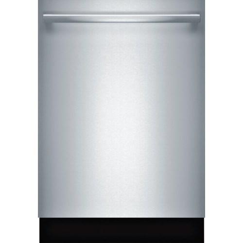 """Bosch Dishwashers 24"""" Bar Handle Built-In Dishwasher - Item Number: SHX9PT75UC"""