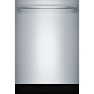 "Bosch Dishwashers 24"" Bar Handle Built-In Dishwasher"