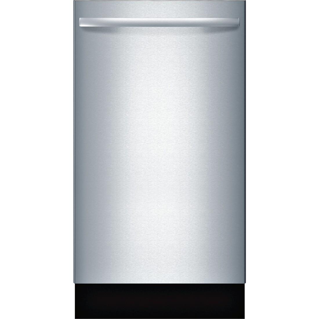 """Bosch Dishwashers 18"""" Built-In Dishwasher - Item Number: SPX68U55UC"""