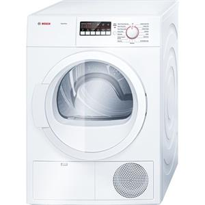 "Bosch Dryers - Electric ENERGY STAR®  24"" Compact Condensation Dryer"