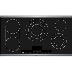 "Bosch Electric Cooktops 36"" Electric Cooktop"