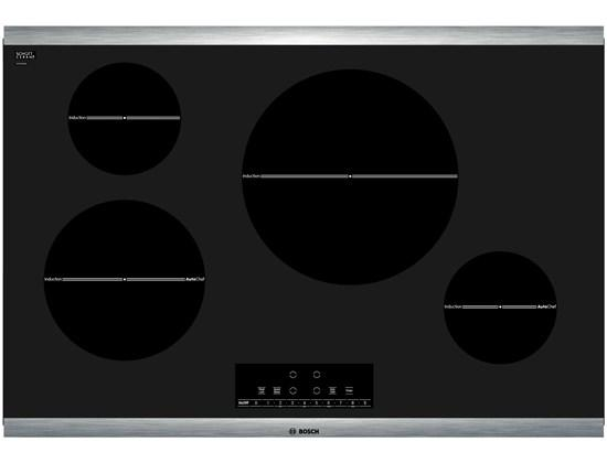 """Bosch Electric Cooktops 30"""" Induction Cooktop - Item Number: NIT8066SUC"""