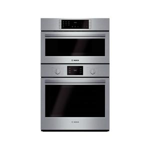 "Bosch Electric Wall Ovens 30"" Speed Combination Oven"