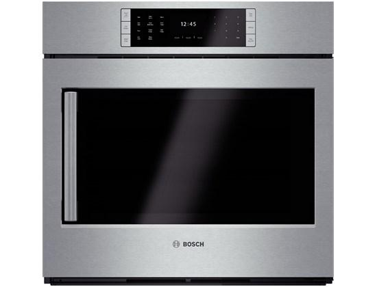 """Bosch Electric Wall Ovens 30"""" Single Wall Oven - Item Number: HBLP451RUC"""