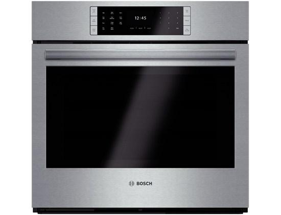 "Bosch Electric Wall Ovens 30"" Single Wall Oven - Item Number: HBLP451UC"
