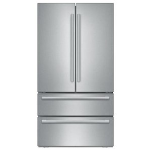 "Bosch French Door Refrigerators 800 Series 36"" French Door Refrigerator"