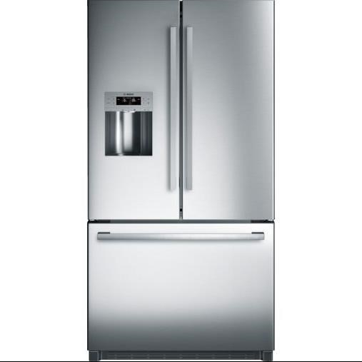 Bosch B26ft50sns800 Series 36 French Door Refrigerator Furniture