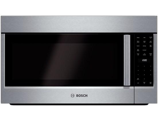 "Bosch Microwaves 30"" Over-the-Range Microwave - Item Number: HMVP052U"