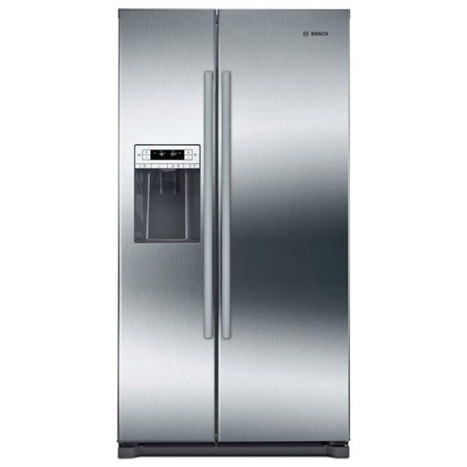"Bosch Side-by-Side Refrigerators 36"" Side-by-side fridge-freezer - Item Number: B20CS30SNS"