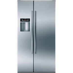 Bosch Side-by-Side Refrigerators 22.1 Cu. Ft. Side-by-Side Refrigerator
