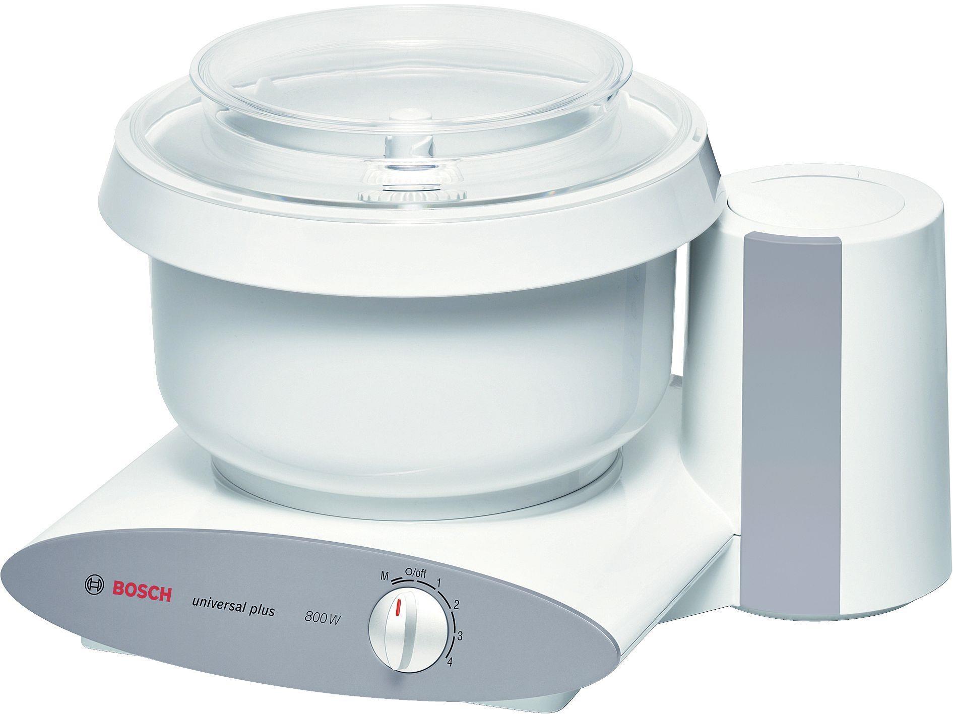 Bosch Universal Plus Kitchen Machine without Blender - White ...