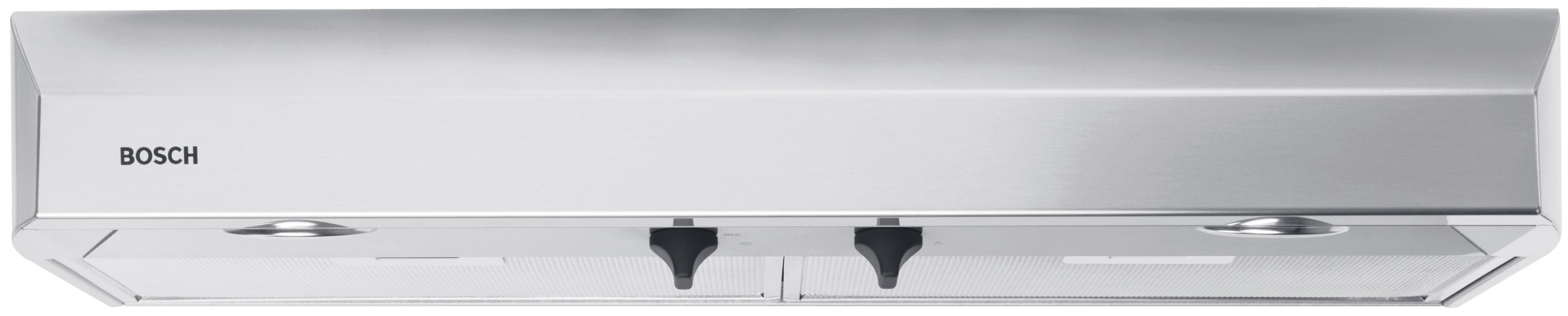 "Bosch Ventilation 30"" Under-the-Cabinet Range Hood - Item Number: DUH30252UC"