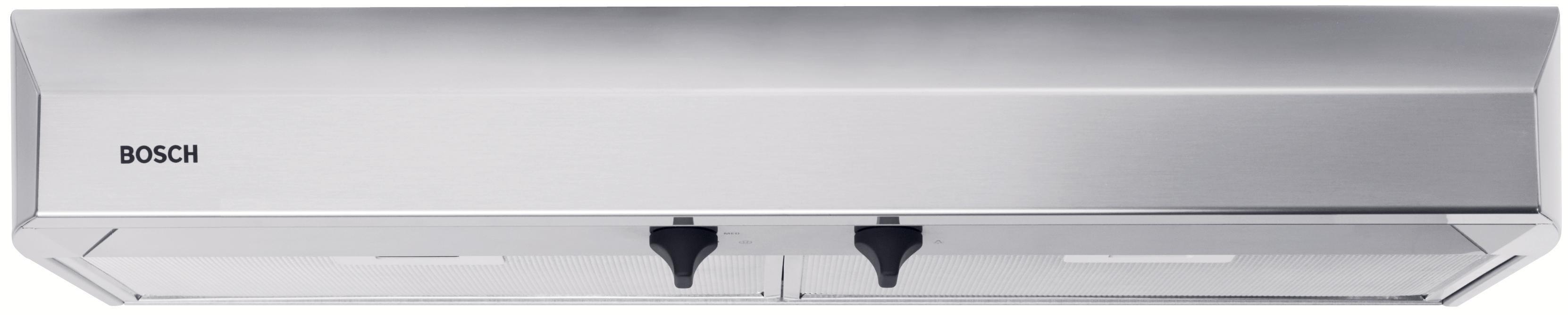 """Bosch Ventilation 36"""" Under-the-Cabinet Range Hood - Item Number: DUH36152UC"""