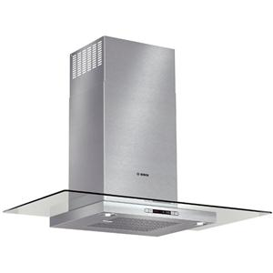 "Bosch Ventilation 36"" Glass Canopy Chimney Hood"