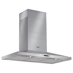 "Bosch Ventilation 30"" Pyramid Canopy Chimney Hood"