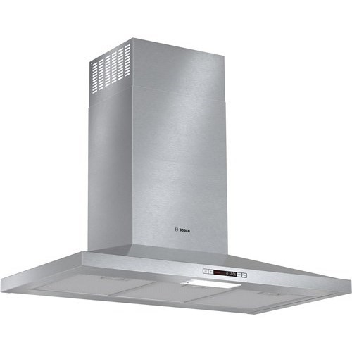 "Bosch Ventilation 36"" Pyramid Canopy Chimney Hood300 Series - Item Number: HCP36E51UC"