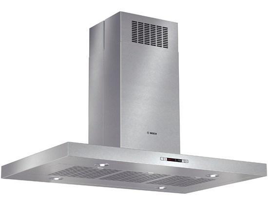 "Bosch Ventilation 42"" Box Canopy Island Hood - Item Number: HIB82651UC"