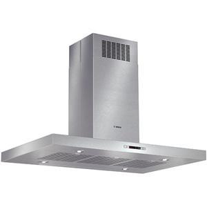 "Bosch Ventilation 42"" Box Canopy Island Hood"