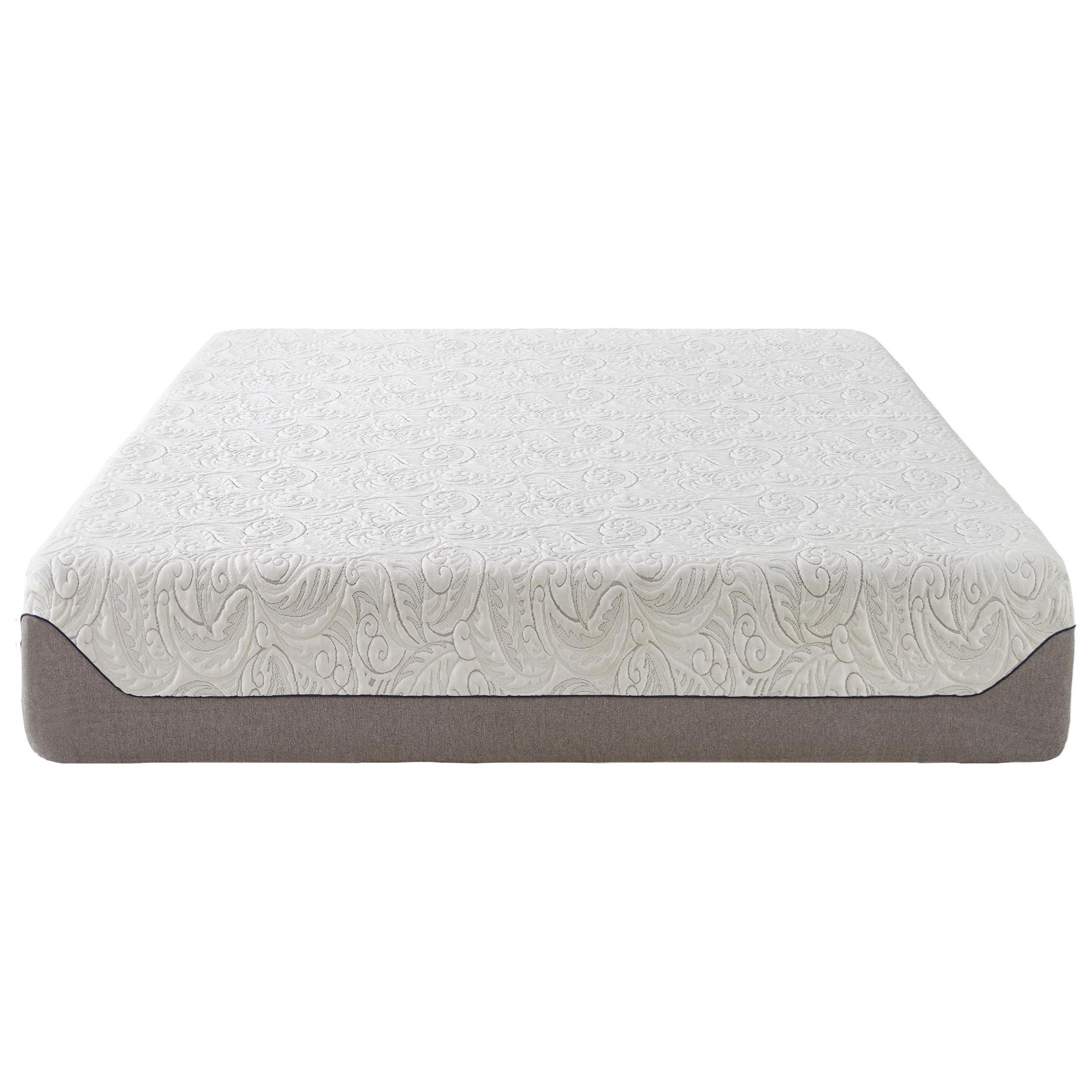 "5083 Ventura Grande Queen 8"" Gel Memory Foam Mattress by Boyd Specialty Sleep at Beds N Stuff"