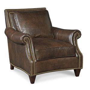 Bradington Young Bates 568 Stationary Chair 8-Way Tie