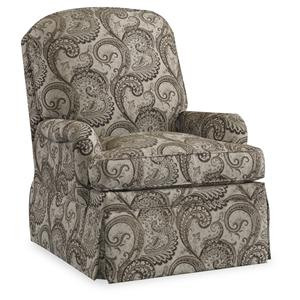 Bradington Young Chairs That Recline Laken Swivel Glider Recliner