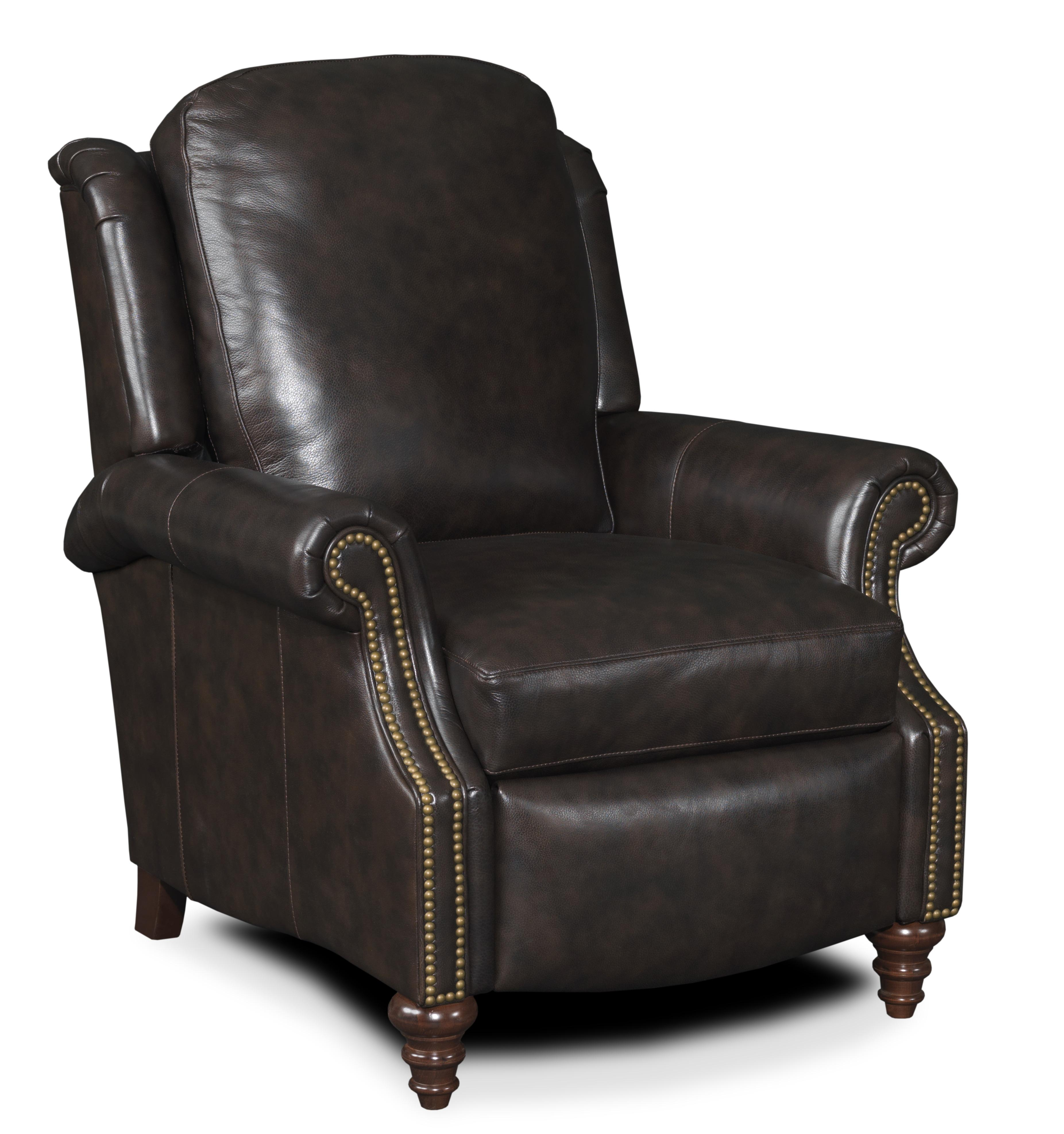 Bradington Young Chairs That Recline Hobson Pushback Recliner Belfort Furniture High Leg
