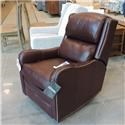 Bradington Young Clearance Swivel Glider Chair - Item Number: 457749312