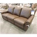 Bradington Young Clearance Reclining Leather Sofa - Item Number: 916904890
