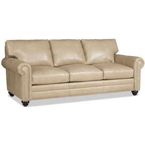 FB Leather Daire Sofa