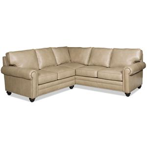 Bradington Young Daylen 2 Pc Sectional Sofa
