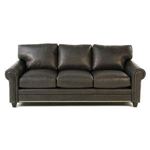 Bradington Young So You Leather Sofa