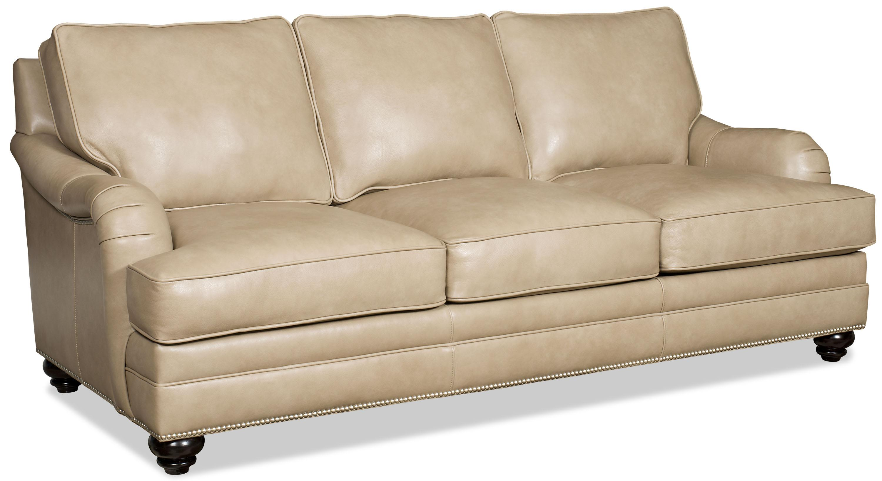 Bradington Young Derring Traditional Sofa with English Arms and ...