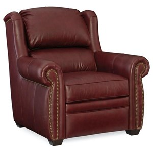 Motion Recliner with Power Headrest