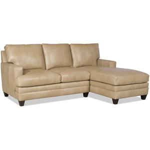 Bradington Young Donnelly 2 Pc Sectional Sofa