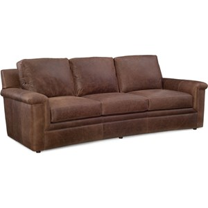 Bradington Young Freedom 8-Way Hand Tied Sofa