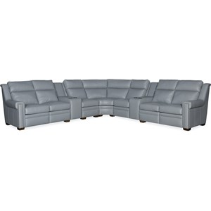 7-Piece Power Reclining Sectional
