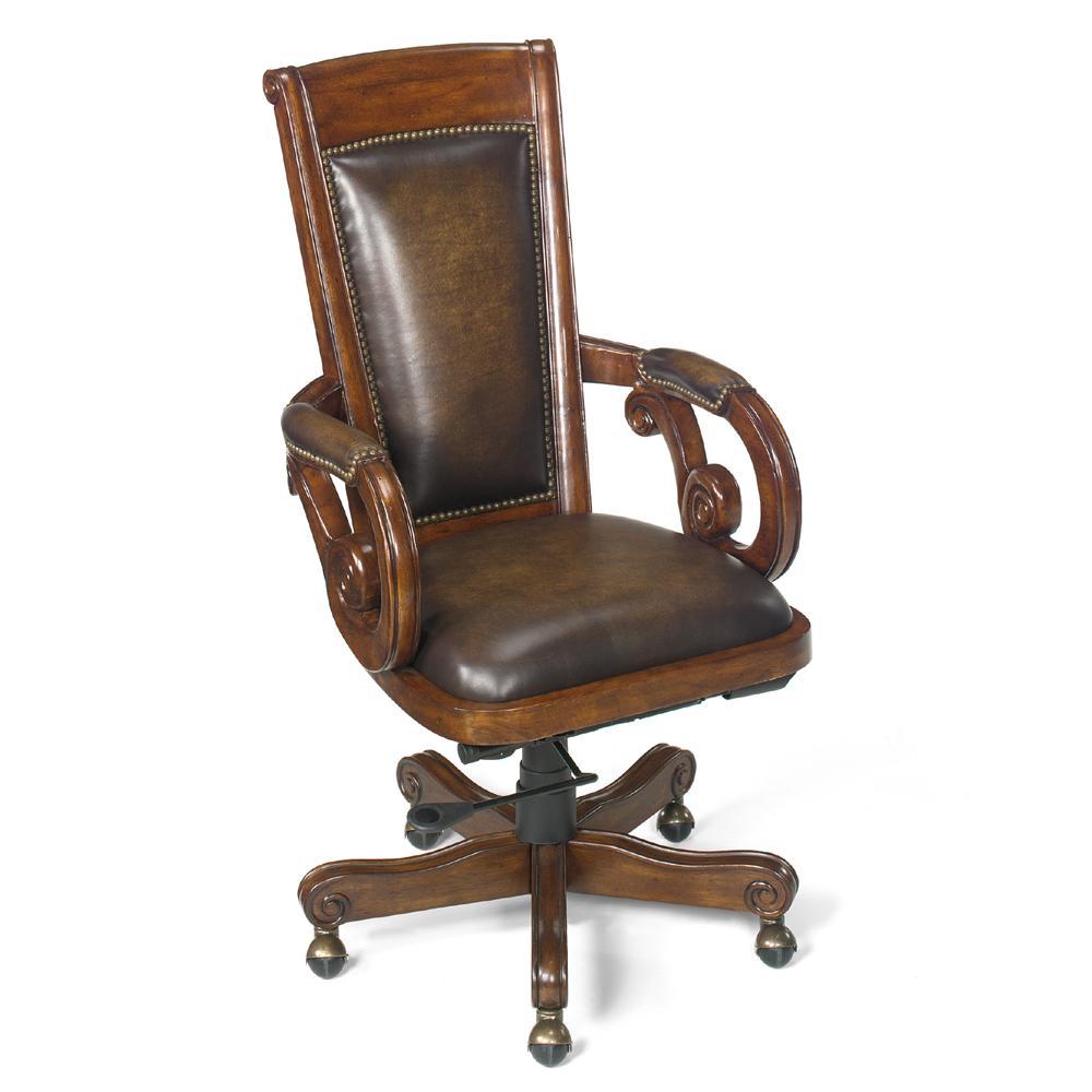 Hooker Furniture Executive Seating Executive Swivel Tilt Chair Wayside Furniture Executive