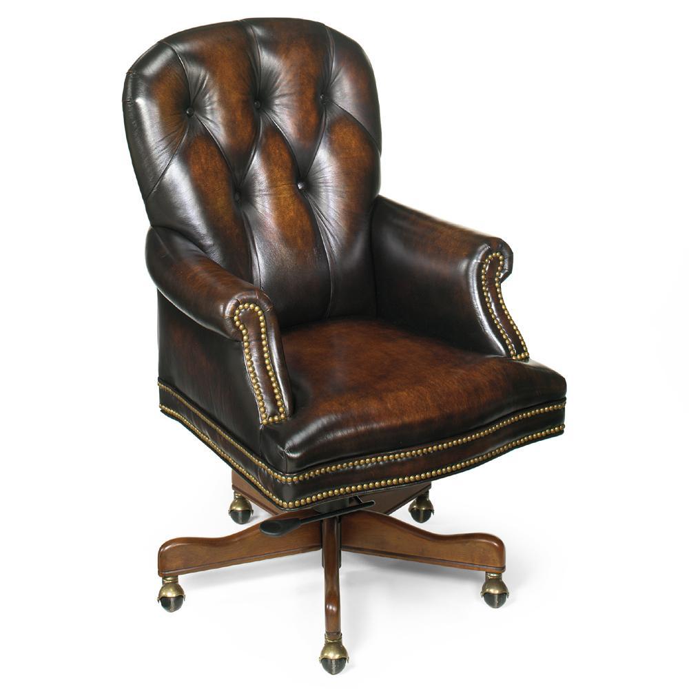 Hooker Furniture Executive Seating Executive Swivel Tilt Chair - Item Number: EC278