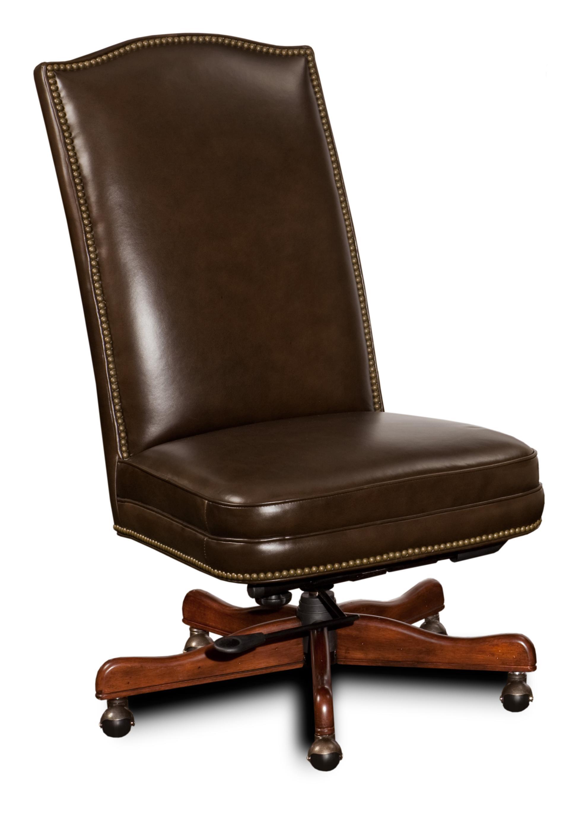 Hooker Furniture Executive Seating Executive Chair - Item Number: EC373-089