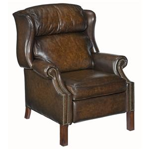 Hooker Furniture Reclining Chairs High Leg Recliner  sc 1 st  Baeru0027s Furniture & Hooker Furniture Reclining Chairs Collin Leather Recliner with ... islam-shia.org