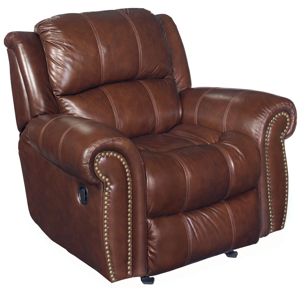 Hooker Furniture SS601 Glider Recliner - Item Number: SS6011G-087